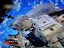 Космонавты в открытом космосе