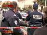 Французская полиция на месте стрельбы в школе