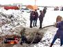 Восстановление трубопровода в городе Сухой Лог