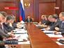 Дмитрий Медведев проводит селекторное совещание
