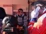 Пострадавший в массовых беспорядках в Боснии и Герцеговине