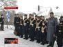 """Юные кадеты вспоминают моряков крейсера """"Варяг"""""""