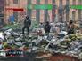 Активисты на баррикадах в Киеве