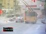 Сильный морозы на Урале