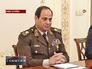 Абдель Фаттах Ассиси, министр обороны Египта