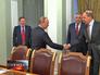 Владимир Путин и Сергей Лавров