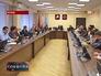 Совещание у советника мэра Москвы Владимира Ресина