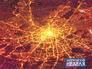 Фотография Москвы из космоса