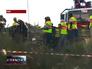 Спасательная операция на нелегальной шахте в ЮАР
