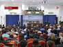 Пресс-конференция главы Палестинской национальной автономии Махмуда Аббаса