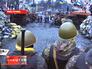 Сторонники евроинтеграции на баррикадах в Киеве