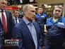 """Владимир Путин посетил комбинат """"Северсталь"""""""
