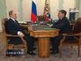 Владимир Путин и Владимир Якушев