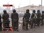 Украинская милиция на улицах Киева