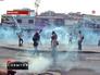 Уличные беспорядки в Венесуэле