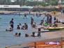 Отдыхающие туристы в Египте