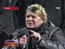 Юлия Тимошенко выступает на Майдане
