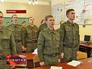 Солдаты на занятиях