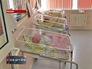 Новорожденные в палате