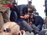 Митингующие захватили губернатора Волыни Александра Башкаленко