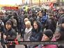 """Сторонники """"Евромайдана"""" блокируют здание обладминистрации в Харькове"""