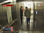 Лифт на станции метрополитена