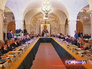 Заседание попечительского совета в Храме Христа Спасителя