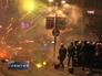 Разгон демонстрантов полицией в Турции