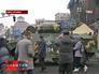 БТР в центре Киева