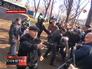 Столкновения в Симферополе