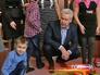 Сергей Собянин в детском центре