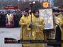 Крестный ход в городе Сумы