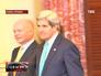 Джон Керри и глава британского МИДа Хейг
