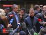 Сергей Аксёнов дает интервью