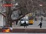 Вооружённые люди пытались захватить одно из административных зданий Симферополя