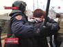 Задержание активистов в Харькове