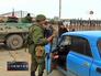 Военные на Украине досмотр автотрансаорта