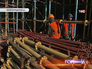 Строительство Бусиновской развязки