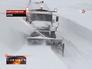 Устранение снегопада на Камчатке