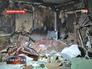 Последствия пожара в Великом Новгороде