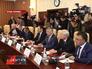 Переговоры президента Татарстана и премьера Крыма