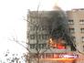 Пожар в жиломдоме