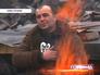 Люди на Майдане в Киеве