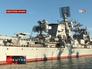 """Противолодочный корабль """"Керчь"""" в Севастополе"""