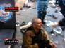 Задержанный снайпер в Киеве