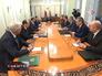 Владимир Путин провел совещание с членами Совбеза РФ