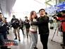 Родственники пассажиров Малайзийского самолета