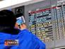 Родственники пассажиров Малайзийского самолета в аэропорте Пекина