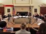 Встреча представителей правительства США с бизнесменами