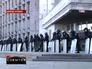 Милиция Донецка держит оцепление у здания администрации